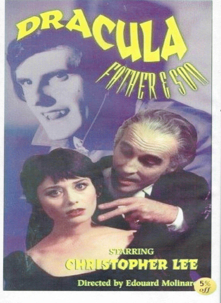 Dracula - Father And Son (1976) - Christopher Lee DVD
