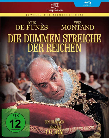 Delusions Of Grandeur (1971) - Louis de Funes  Blu-ray