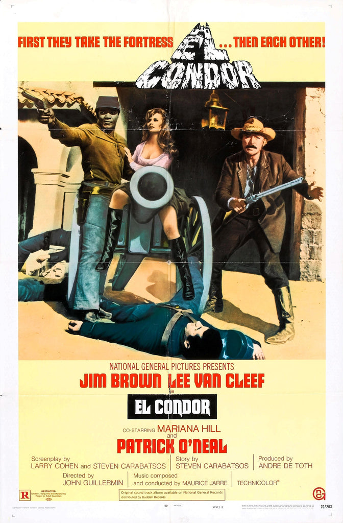 El Condor (1970) - Lee Van Cleef  DVD