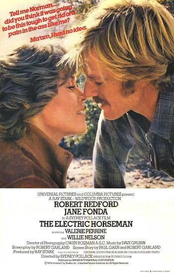 The Electric Horseman (1979) - Robert Redford  DVD