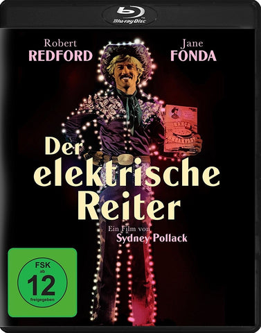 The Electric Horseman (1979) - Robert Redford  Blu-ray