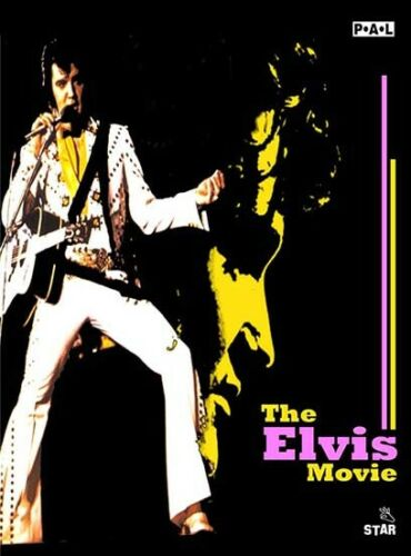 Elvis The Movie (1979) - Kurt Russell  NEW original Audio DVD