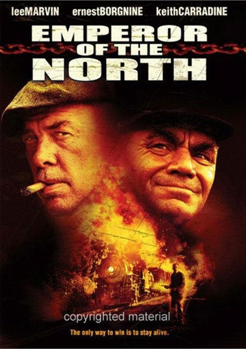 Emperor Of The North (1973) - Lee Marvin  DVD