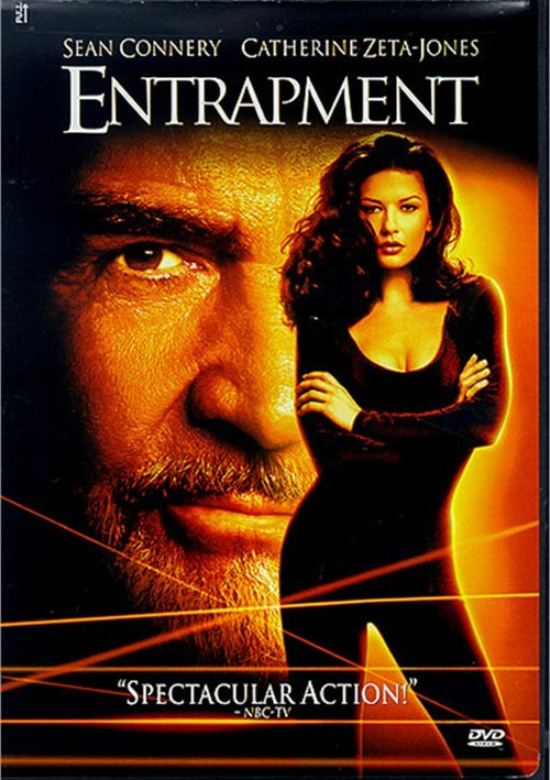 Entrapment (1999) - Sean Connery  DVD