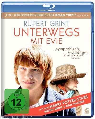 Driving Lessons (2006) - Rupert Grint  Blu-ray