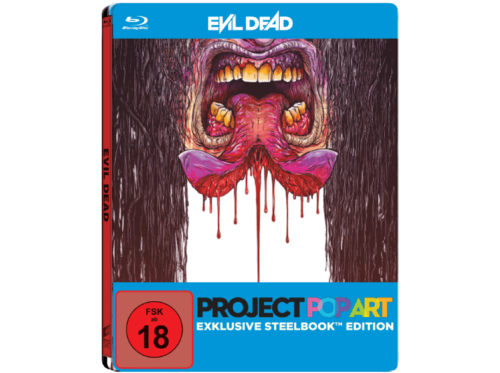Evil Dead (2013) - Limited STEELBOOK Edition  Blu-ray