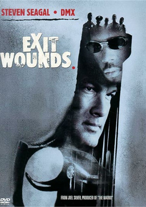 Exit Wounds (2001) - Steven Seagal  DVD