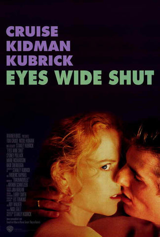 Eyes Wide Shut (1999) - Stanley Kubrick  DVD