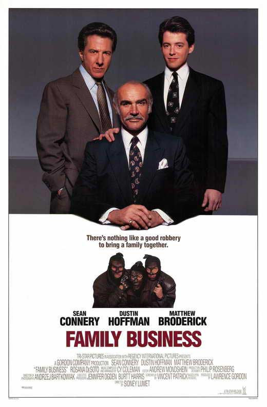 Family Business (1989) - Sean Connery  DVD