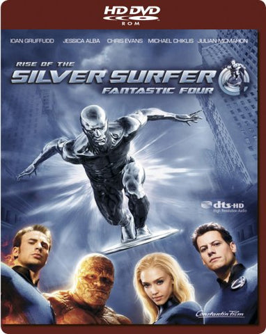 Fantastic Four : Rise Of The Silver Surfer (2007) - Jessica Alba  HD DVD