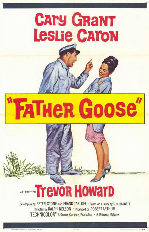 Father Goose (1964) - Cary Grant  DVD