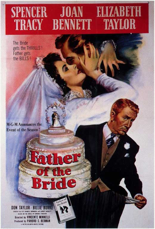 Father Of The Bride (1950) - Spencer Tracy  DVD