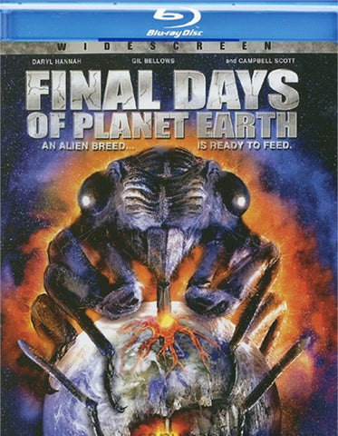 Final Days Of Planet Earth : The Complete Miniseries (2005) - Daryl Hannah  Blu-ray