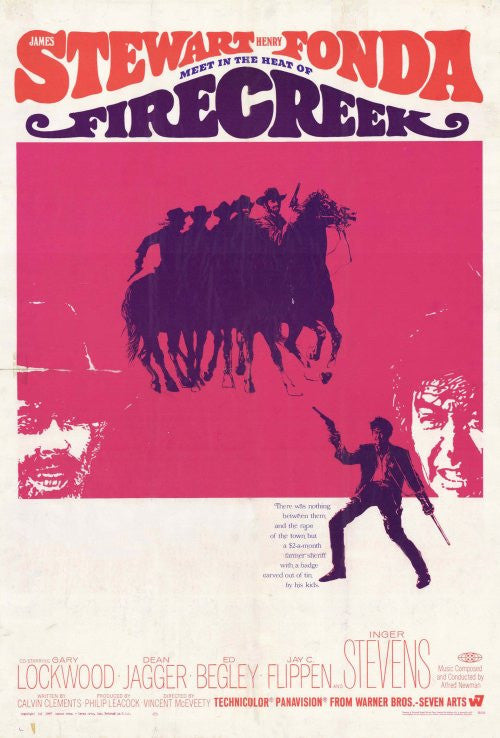 Firecreek (1968) - James Stewart  DVD