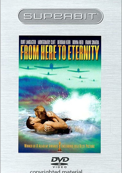 From Here To Eternity (1953) - Burt Lancaster  Superbit DVD
