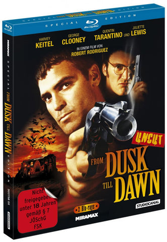 From Dusk Till Dawn (1996) UNCUT Blu-ray