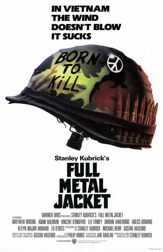 Full Metal Jacket (1987) - Stanley Kubrick  DVD