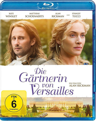 A Little Chaos (2014) - Kate Winslet  Blu-ray