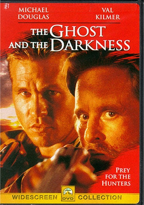 The Ghost And The Darkness (1996) - Michael Douglas DVD