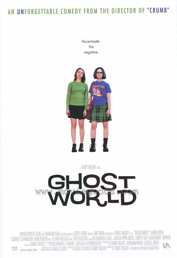 Ghost World (2001) - Scarlett Johannsson  DVD