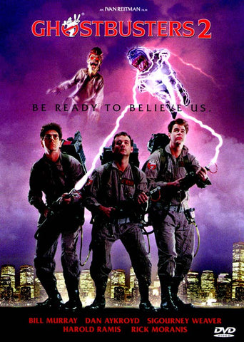 Ghostbusters 2 (1989) - Bill Murray  DVD