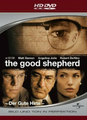 The Good Shepherd (2006) - Robert De Niro  HD DVD