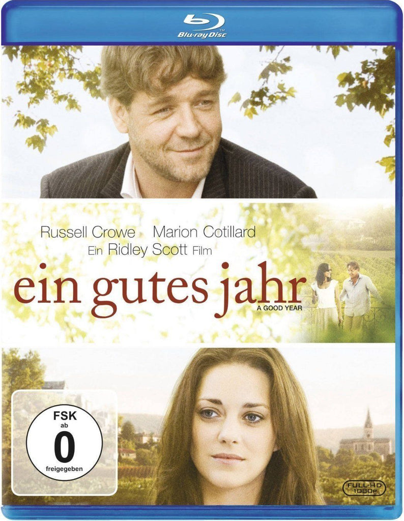 A Good Year (2006) - Russell Crowe  Blu-ray