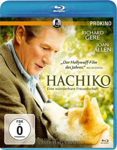 Hachi : A Dog´s Tale (2009) - Richard Gere  Blu-ray