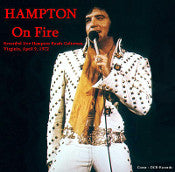 Elvis - Hampton On Fire CD