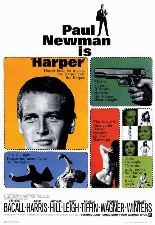 Harper (1966) - Paul Newman  DVD