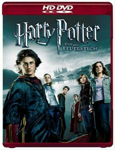 Harry Potter And The Goblet Of Fire (2005) - Daniel Radcliffe  HD DVD