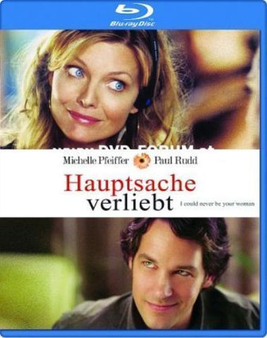 I Could Never Be Your Woman (2007) - Michelle Pfeiffer  Blu-ray