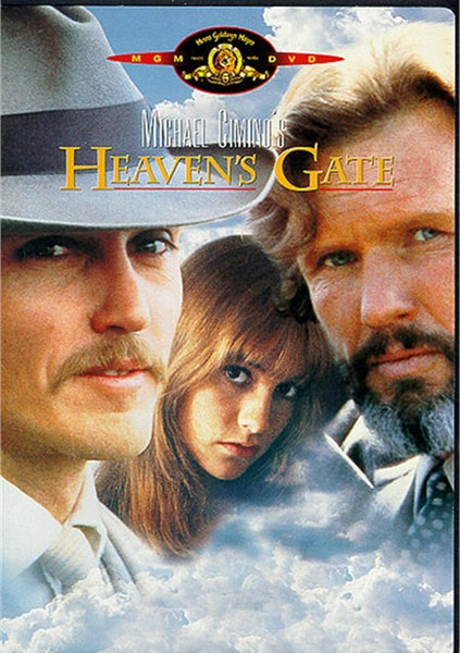 Heaven´s Gate (1980) - Kris Kristofferson  DVD