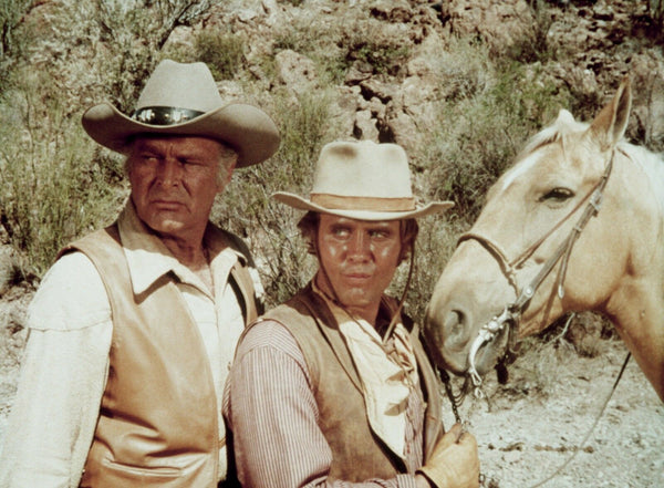 High Chaparral : The Complete Series - Leif Erickson. (26 DVD Box)