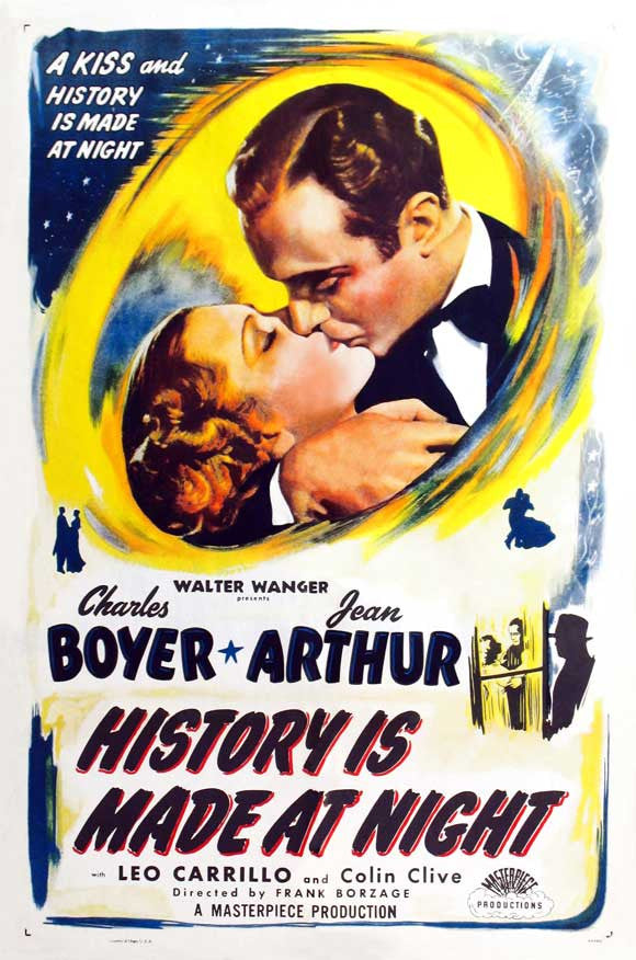 History Is Made At Night (1937) - Charles Boyer  DVD