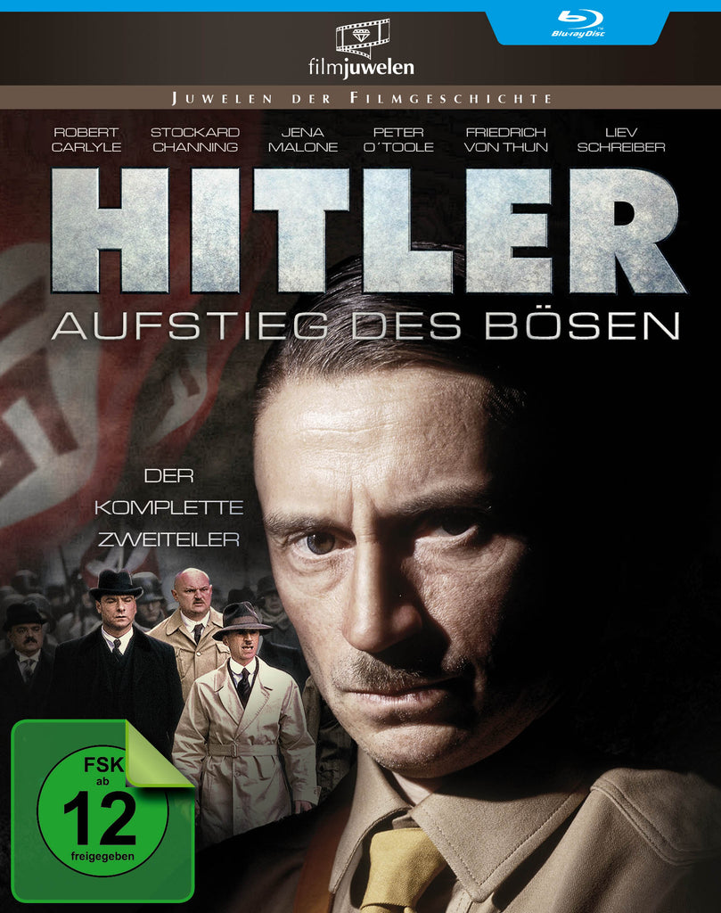 Hitler : The Rise Of Evil (2003) - Robert Carlyle  Blu-ray