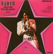 Elvis Sings Hits From His Movies Vol.1 - The Alternate Album CD