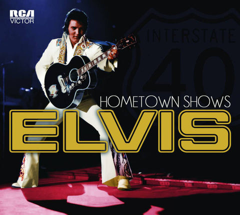 Elvis Presley - Hometown Shows FTD 2 CD Set