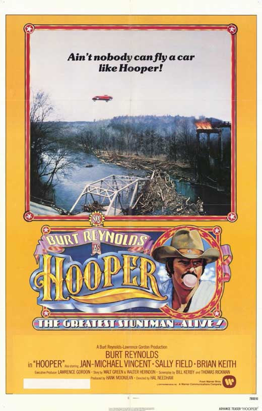 Hooper (1978) - Burt Reynolds  DVD