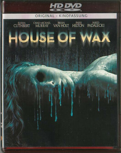House Of Wax (2006) - Paris Hilton  HD DVD