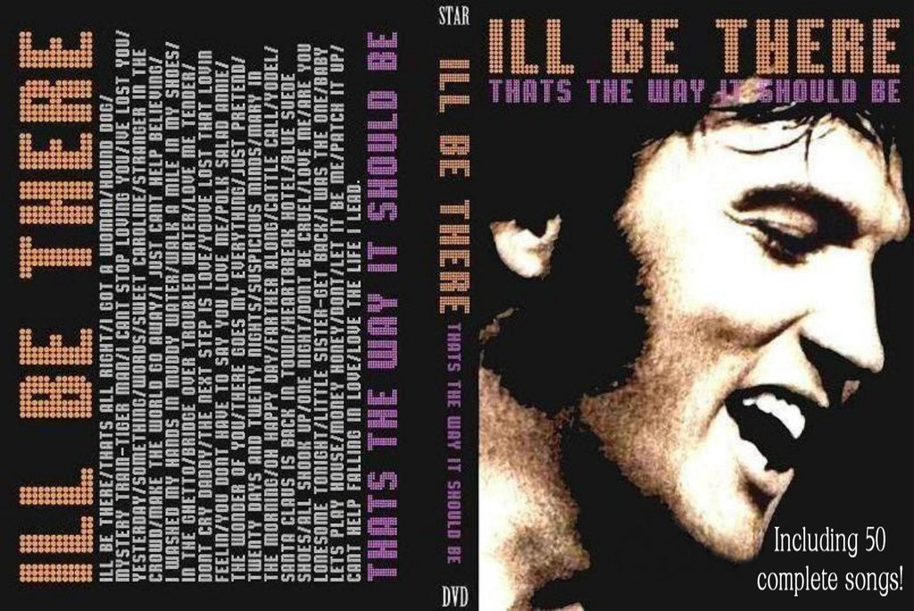 Elvis - I´ll Be There Vol. 1   ( 2 DVD Set )