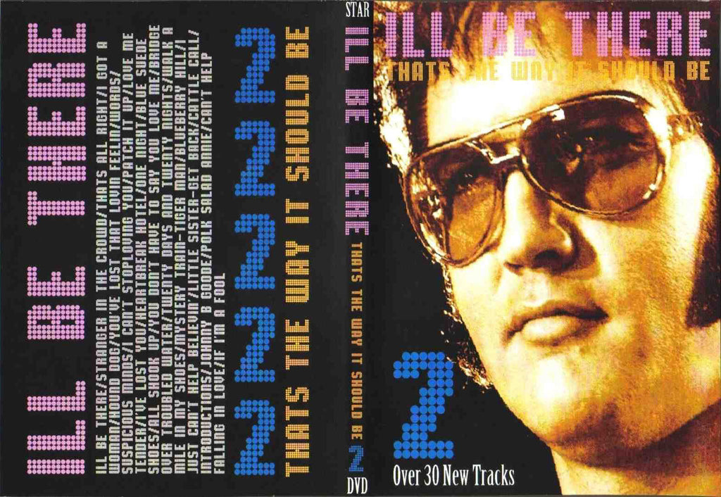 Elvis - I´ll Be There Vol. 2   DVD