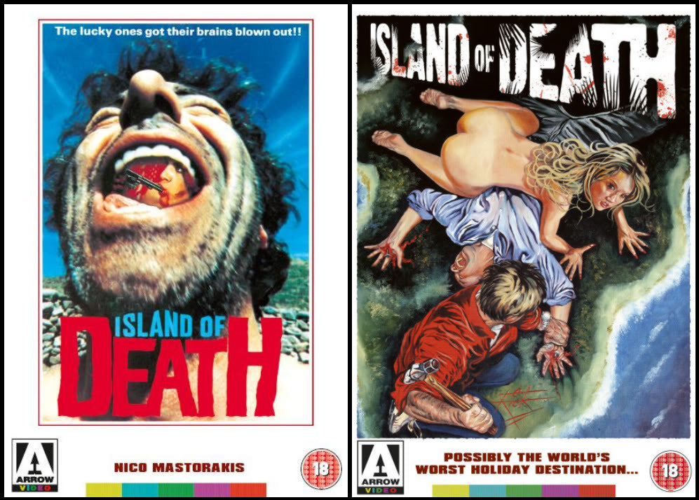 Island Of Death (1976)  DVD