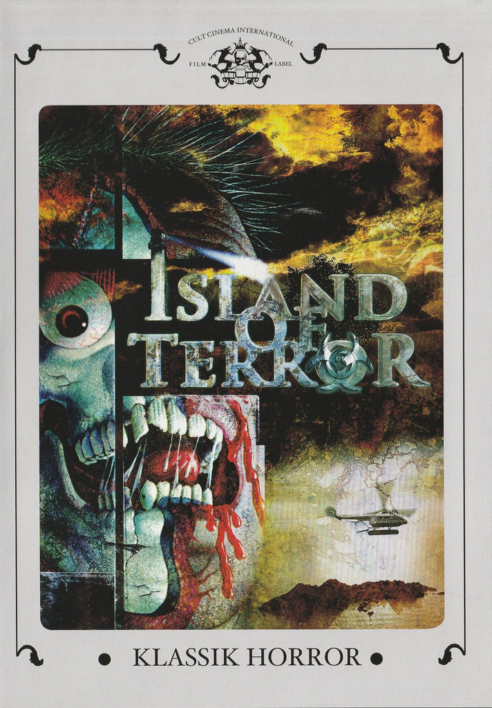 Island Of Terror (1966) - Peter Cushing  DVD