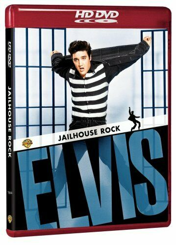 Jailhouse Rock - Color Version DVD