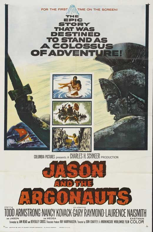 Jason And The Argonauts (1963) - Ray Harryhausen DVD