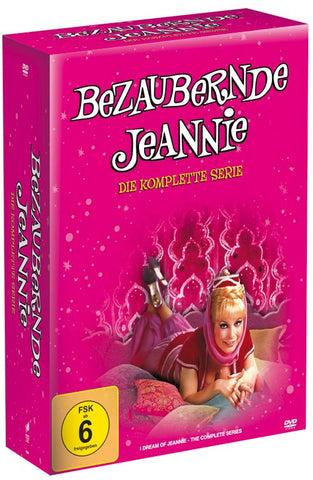 I Dream Of Jeannie : The Complete Series (1968) - Larry Hagman 20 DVD Box