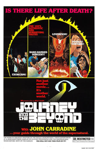 Journey Into The Beyond (1975) - John Carradine  DVD