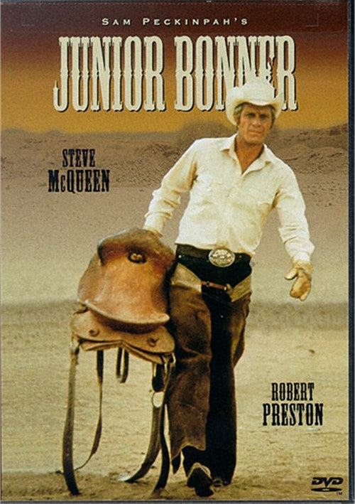 Junior Bonner (1972) - Steve McQueen  DVD