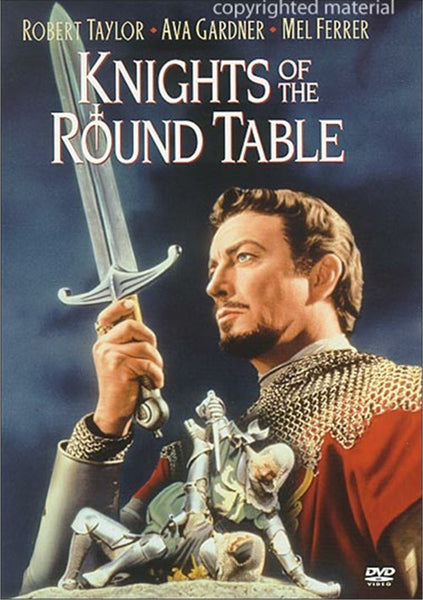 Knights Of The Round Table (1953)  - Robert Taylor  DVD